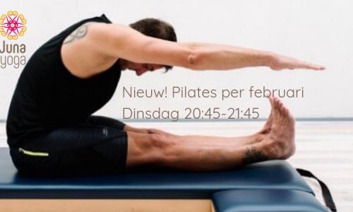 Nieuw! Pilates