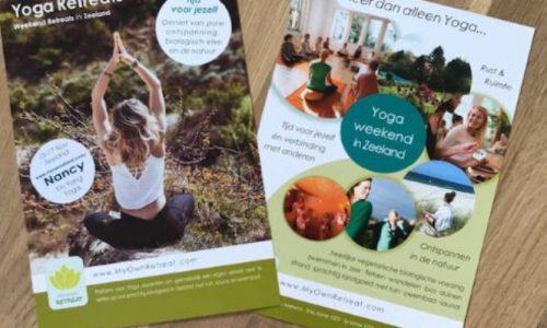 Yogaweekend Zeeland