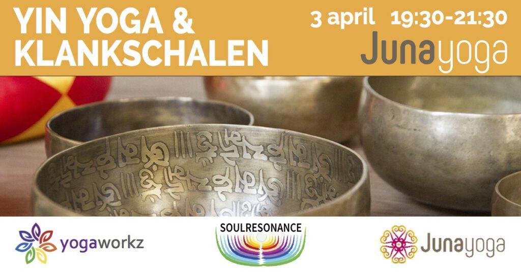 Yin Yoga & Klankschalen- Lente