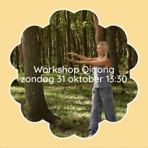 Workshop Qigong