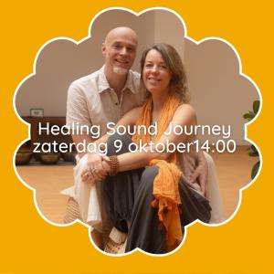 Healing Sound Journey 9 oktober